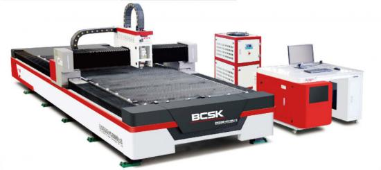 china Fiber laser cutting machine